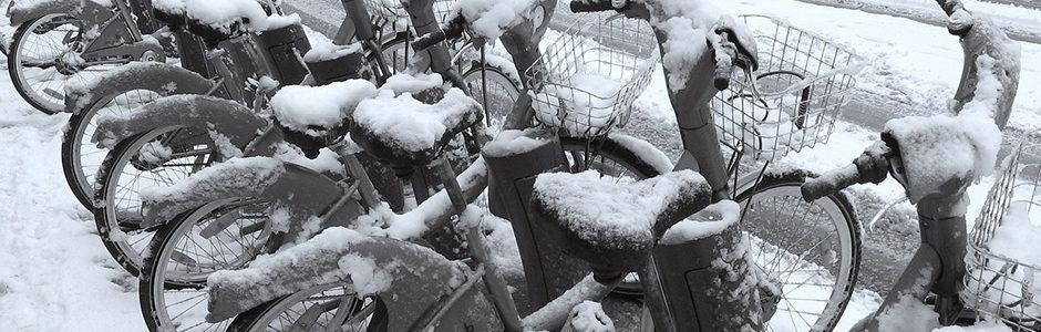 La chute de neige était annoncée depuis plusieurs jours par les prévisions de la météo.