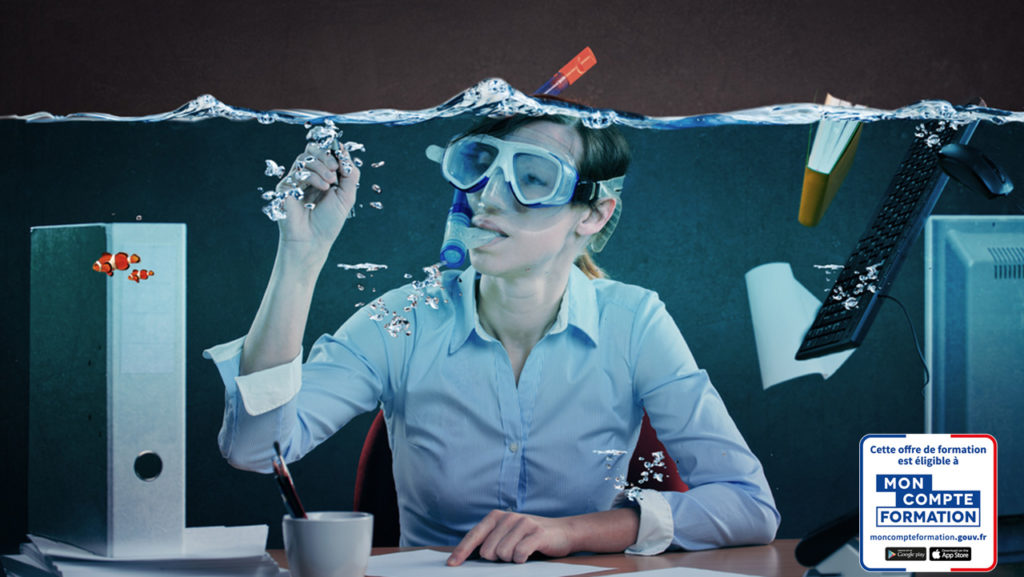 Formation Gestion du stress prise en charge par votre CPF